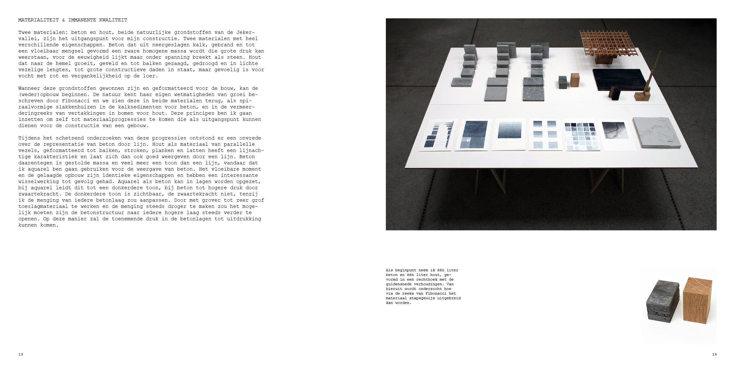 Jeroen Brosky Afstudeerproject Architectuur