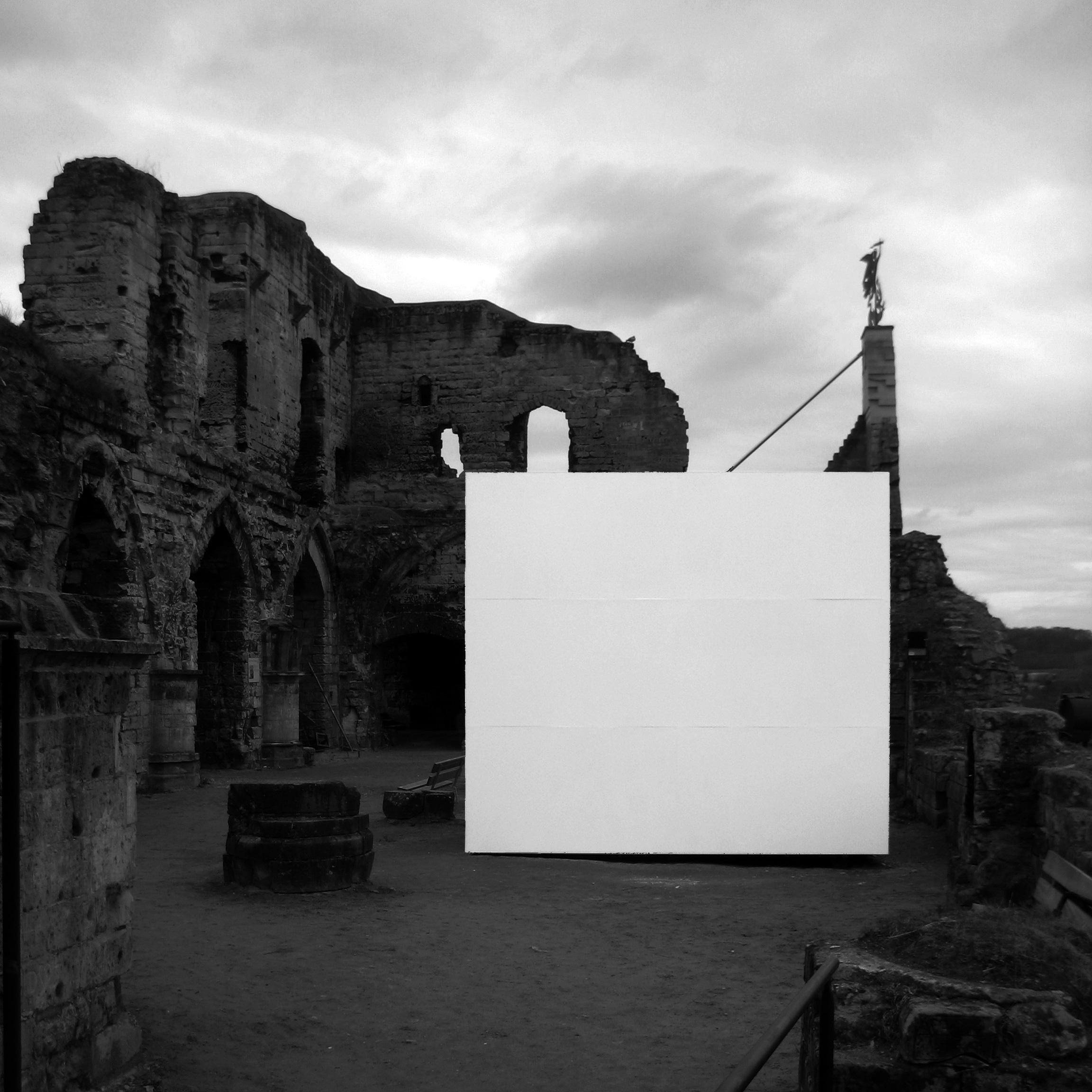 JeroenBrosky camera obscura ruïne